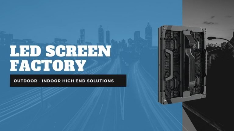 SCREENZ - EU LED screen factory